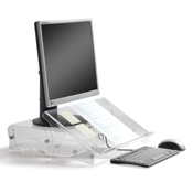 Q-doc 515 Large documenthouder transparant