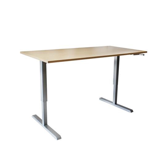 Slinger verstelbaar zit sta bureau | SVT