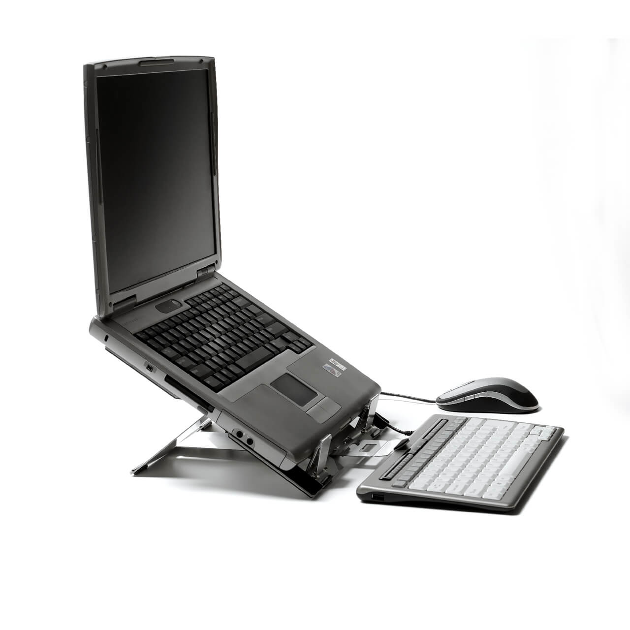 Flextop laptophouder