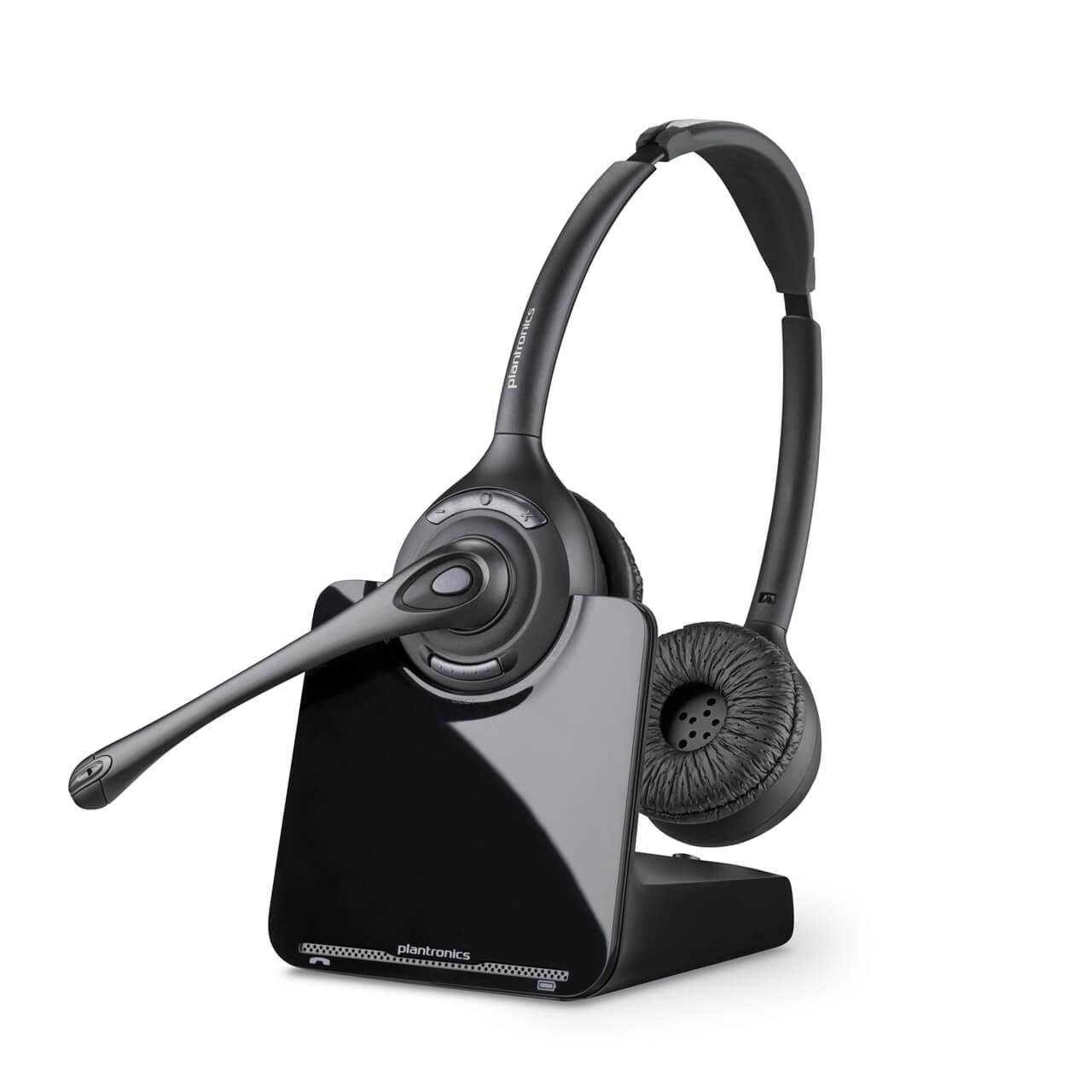 Plantronics Headset CS520 Binauraal