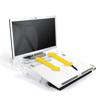 Flexdesk 630 New met schuifbaar werkblad wit