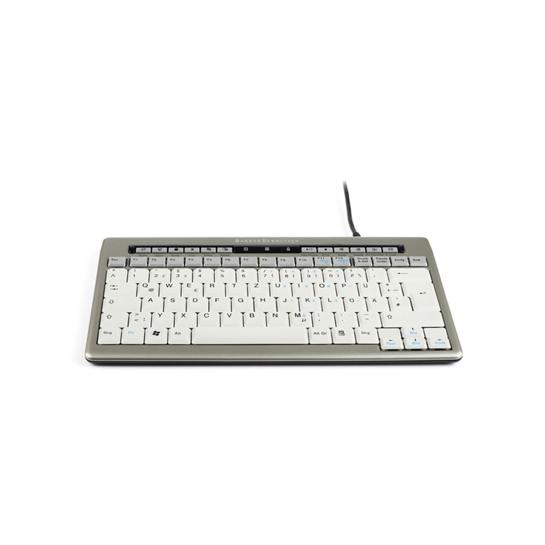 Ergostars Saturnus S-Board 840 compact toetsenbord Qwerty