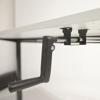 Premium slingerbureau vooraanzicht Ergoweb  slinger