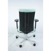 Hag H05 5500 bureaustoel licht cyaan blauw