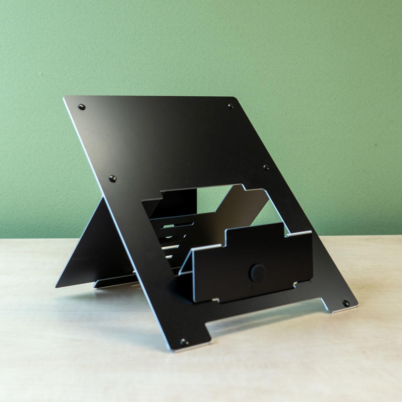 Afbeeldingen van R-Go Riser laptophouder en laptopsteun
