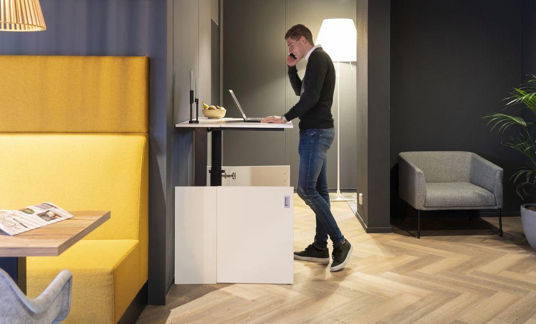 Homefit zit-sta thuiswerkbureau