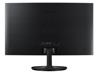 "Afbeeldingen van Samsung 24"" curved monitor C24F390FHU"