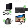 Afbeeldingen van Thuiswerkpakket ULTIMATE 2