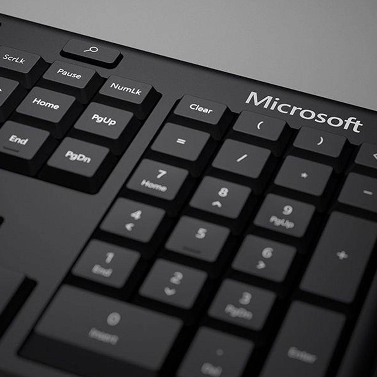 Microsoft-splittoetsenbord
