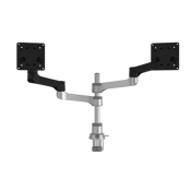 R-Go - Zepher - Circulaire flatscreenarm – Dubbel - Voorkant