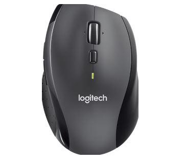 Logitech M705 rechtshandige muis bovenkant