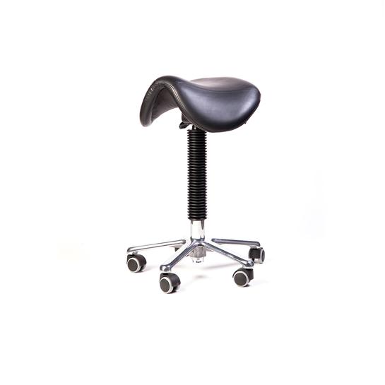 Flytte ergonomische zadelkruk – vast - medium