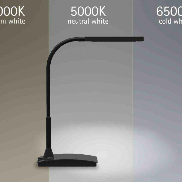 Ergoweb bureaulamp - dimbaar