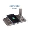 Maul Bureaulamp - Stella - Qi + USB