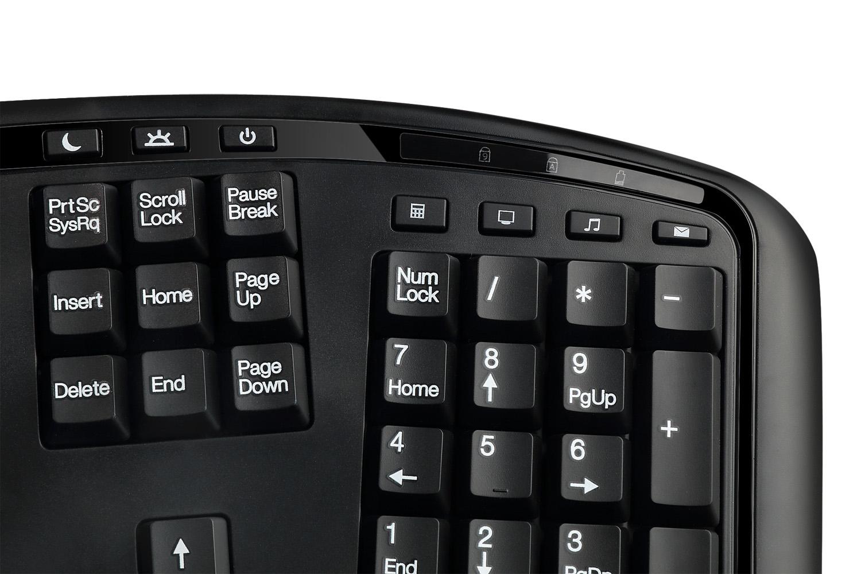 Toetsenbord met touchpad