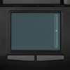Picture of Adesso Compact toetsenbord met touchpad WKB-410 - draadloos